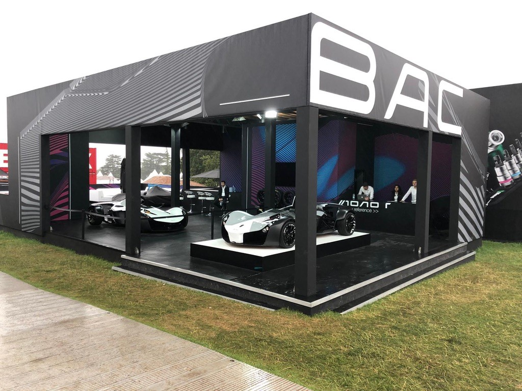 BAC MONO Goodwood Festival of Speed